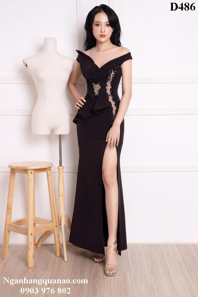 Đầm dạ hội dài - bí mật giúp bạn cuốn hút hơn 10 lần 2