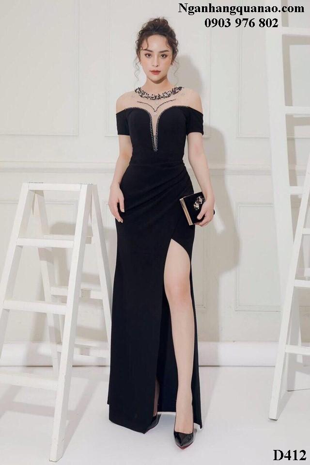 Đầm dạ hội dài - bí mật giúp bạn cuốn hút hơn 10 lần 5