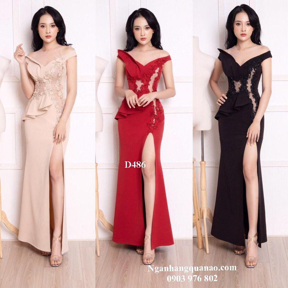 Đầm dạ hội dài - bí mật giúp bạn cuốn hút hơn 10 lần 7
