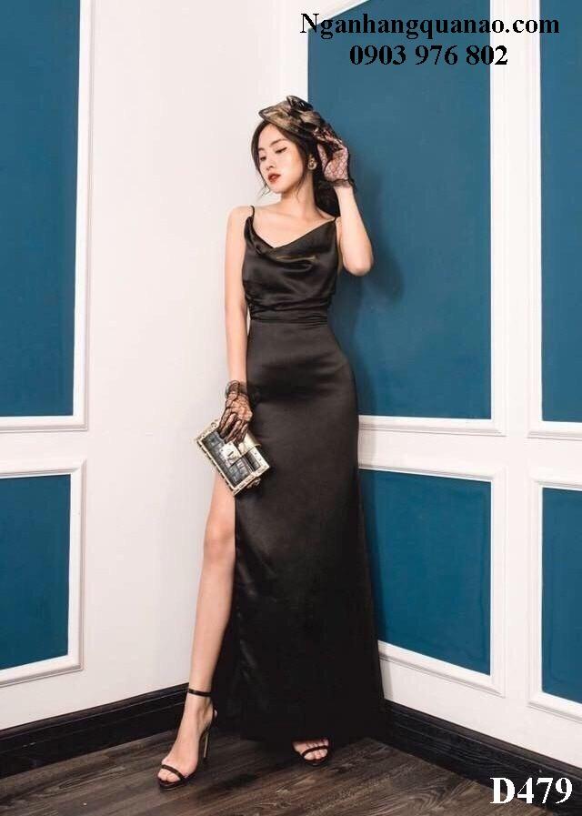 Đầm dạ hội dài - bí mật giúp bạn cuốn hút hơn 10 lần 8