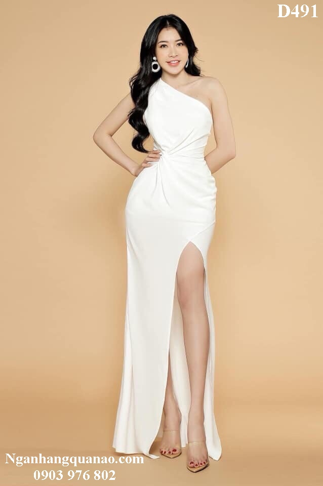Đầm dạ hội dài - bí mật giúp bạn cuốn hút hơn 10 lần